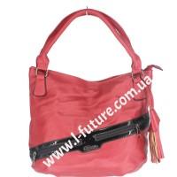 Женская сумка Арт. F-68411 Цвет Красный