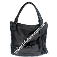 Женская сумка Арт. F-68411 Цвет Чёрный