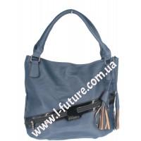 Женская сумка Арт. F-68411 Цвет Синий
