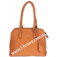 Женская сумка Арт. 5817 Цвет Рыжий
