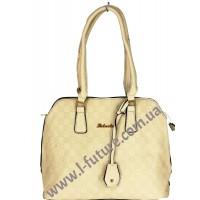 Женская сумка Арт. 5817 Цвет Светлый Беж