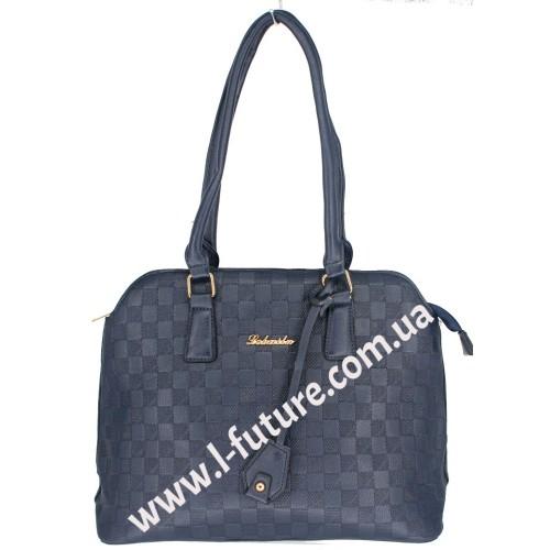 Женская сумка Арт. 5817 Цвет Синий
