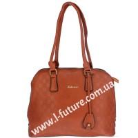 Женская сумка Арт. 5817 Цвет Коричневый