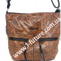 Женская сумка Лазерка Арт. 905 Цвет Хаки