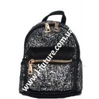 Женская сумка-рюкзак Арт. 5005  Цвет Чёрный