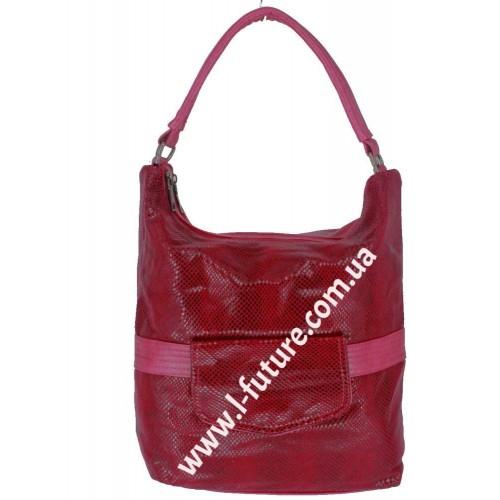 Женская сумка Арт. 6801 Цвет Красный