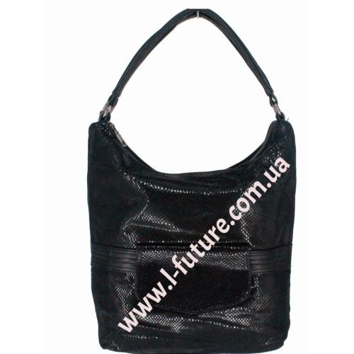 Женская сумка Арт. 6801 Цвет Чёрный