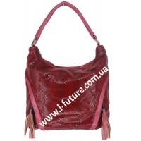 Женская сумка Арт. 8676-1 Цвет Красный
