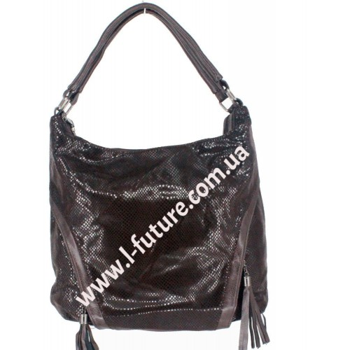 Женская сумка Арт. 8676-1 Цвет Коричневый