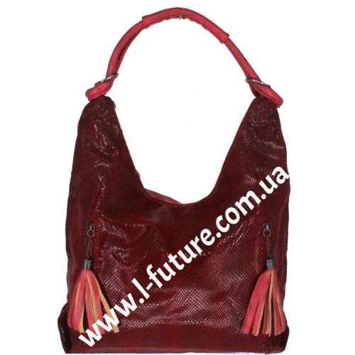 Женская сумка Арт. 8673-1  Цвет Красный