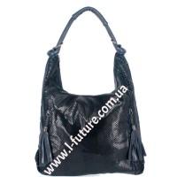 Женская сумка Арт. 8673-1  Цвет Синий