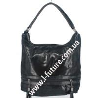 Женская сумка Арт. 8676 Цвет Чёрный