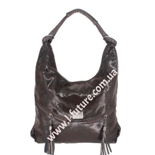 Женская сумка Арт. 8673  Цвет Коричневый