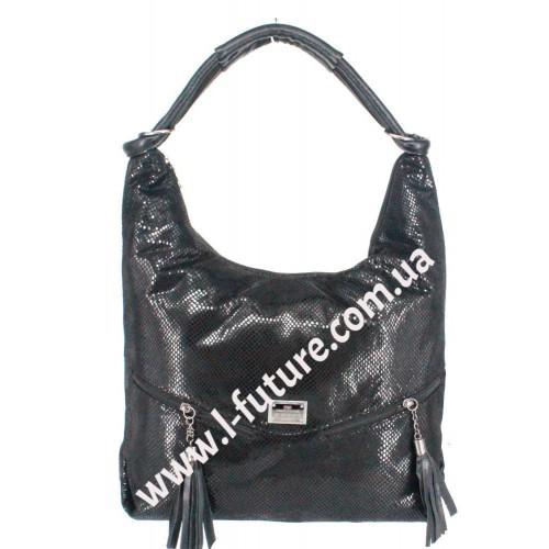 Женская сумка Арт. 8673  Цвет Чёрный