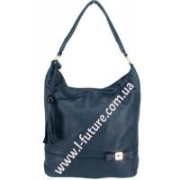 Женская сумка Арт. 77326  Цвет Синий