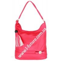 Женская сумка Арт. 77326  Цвет Красный