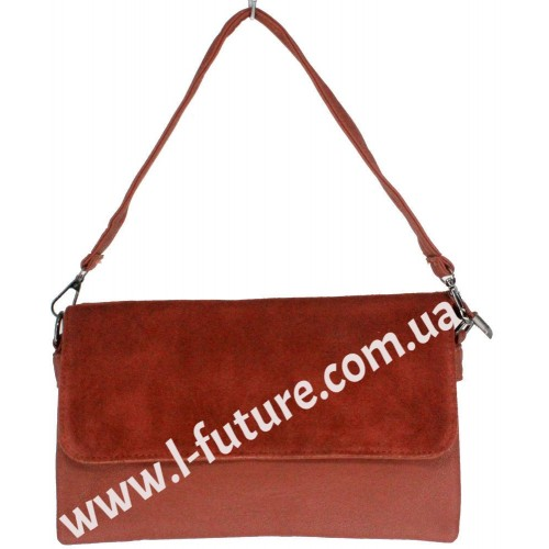 Женский Клатч  Арт. 8330-2  Цвет Рыжий