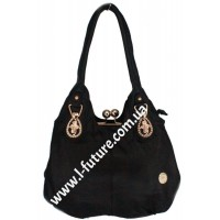 Женская сумка Арт. 340  Цвет Чёрный