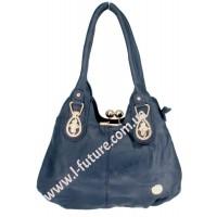 Женская сумка Арт. 340  Цвет Синий