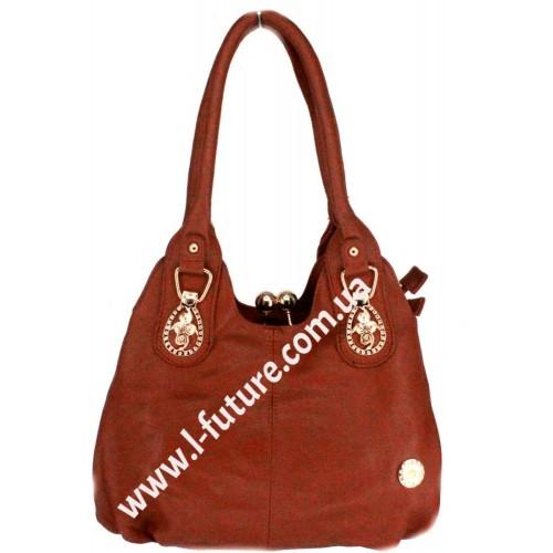 Женская сумка Арт. 340  Цвет Рыжий