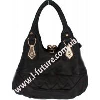 Женская сумка Арт. 341  Цвет Чёрный