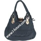 Женская сумка Арт. 341  Цвет Синий