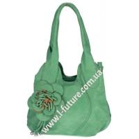 Женская сумка Арт. 318  Цвет Мята