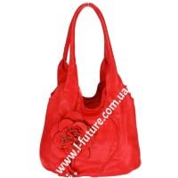 Женская сумка Арт. 318  Цвет Красный