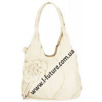 Женская сумка Арт. 318  Цвет Светлый Беж