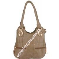 Женская сумка Арт. 315  Цвет Хаки
