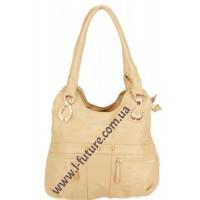 Женская сумка Арт. 315  Цвет Тёмный Беж