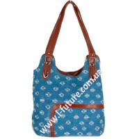 Женская сумка Арт. 19696 Цвет Коричневый