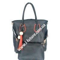 Женская сумка Арт. 097 Цвет Чёрный