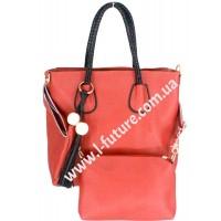 Женская сумка Арт. 097 Цвет Рыжий