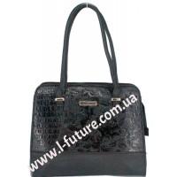 Женская Сумка Арт. 58606-1 Цвет Чёрный