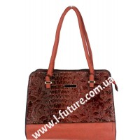 Женская Сумка Арт.58606-1 Цвет Рыжий