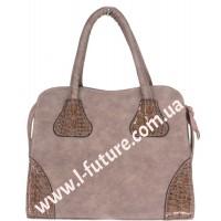 Женская сумка Арт. Y 2006 Цвет Хаки