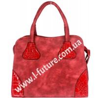 Женская сумка Арт. Y 2006 Цвет Красный