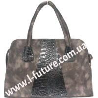 Женская сумка Арт. Y 2007 Цвет Бронза