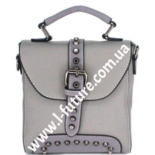 Женская сумка-рюкзак Арт. 8899 Цвет Серый