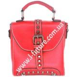 Женская сумка-рюкзак Арт. 8899 Цвет Красный