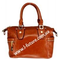Женская сумка Арт.QJ 1527-23557  Цвет Рыжий
