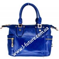 Женская сумка Арт.QJ 1527-23557  Цвет Синий