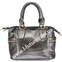Женская сумка Арт.QJ 1527-23557  Цвет Серебро