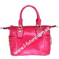 Женская сумка Арт.QJ 1527-23557  Цвет Малиновый