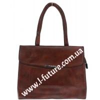 Женская сумка Арт. 89445 Цвет Коричневый