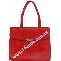 Женская сумка Арт. 89445 Цвет Красный