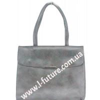 Женская сумка Арт. 89445 Цвет Серый