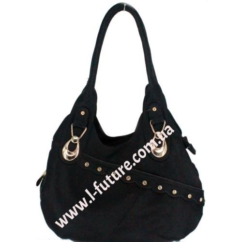 Женская сумка Арт. 233 Цвет Чёрный