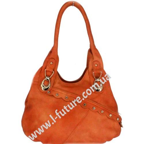 Женская сумка Арт. 233 Цвет Рыжий